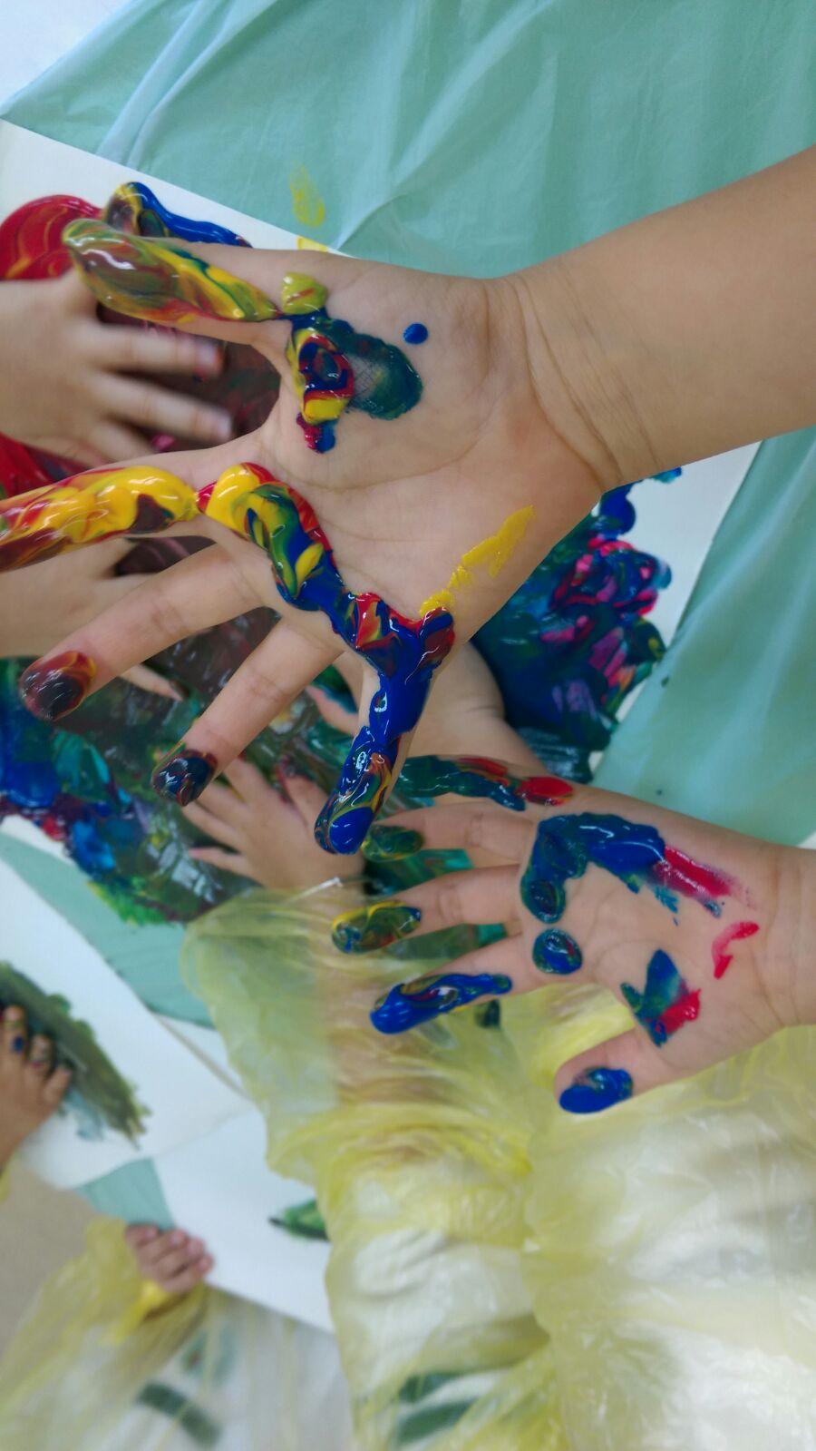 童心層層疊 – 幼兒正向情緒發展計劃服務