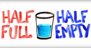 half-full